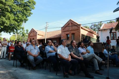 Inauguración de la Casa de la Universidad en Río Negro. Foto: William Miranda, Unidad de Comunicación de la Intendencia de Río Negro.